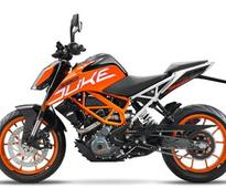GST: KTM Bikes Now Up To Rs 8,600 Cheaper