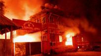 Nagaland: Violence in Kohima, mobs set ablaze govt offices