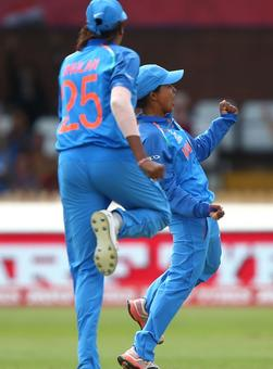 Women's World Cup: India thrash Pakistan to post third successive victory