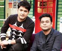 Rahman offers Kapil a song