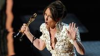 Oscar winner, put that list away: Credit scroll added to acceptance speeches