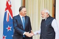 New Zealand's John Key promises constructive engagement on India's NSG bid