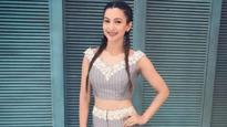 Gauahar Khan comes forward to support the cause of Breast Cancer!