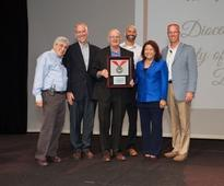 Henry Schein Awards Inaugural Henry Schein Cares Medal for Oral Health to the Diocesan Council for the Society of St. Vincent de Paul in Phoenix