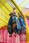 'Nuptials by Priyanka Pandey' Designs A Vibrant Rajasthani Mehendi in Ludhiana