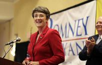 Former representative Heather Wilson nominated to head Air Force