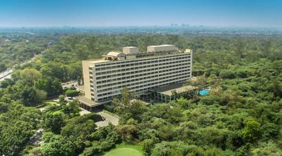 The Oberoi in New Delhi is scaling luxury to new heights