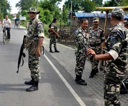 3 Manipur policemen killed in militant ambush