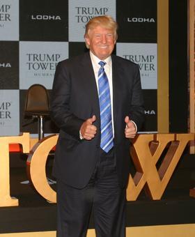 Donald Trump, a big fan of Modi's India!