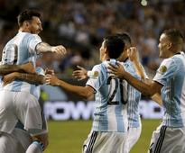 Argentina to face Paraguay in World Cup qualifier