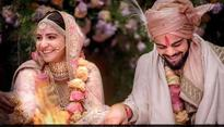 BJP leader raises questions on the patriotism of Virat Kohli and Anushka Sharma after they got married on foreign land