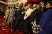 Five Indian-Americans sworn in as members of US Congress