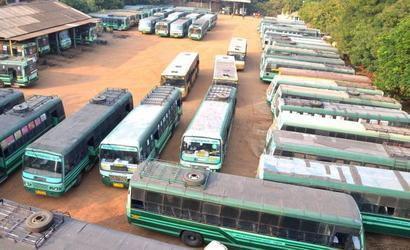 Transport strike in TN enters 3rd day