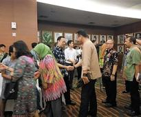 News Trade Minister hosts Idul Fitri gathering