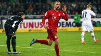 Franck Ribery a 'warrior' who played on with injury - Pep Guardiola