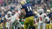 NCAA could give replay officials ability to create targeting fouls