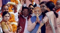 PM Modi answers SP-Cong's 'bahari' jibe, says he is adopted son of Uttar Pradesh