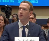 Zuckerberg says his own data was shared by Cambridge Analytica