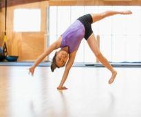 Schools flip over gymnastics