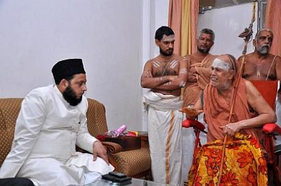 Kanchi seer will be remembered for his outreach to all