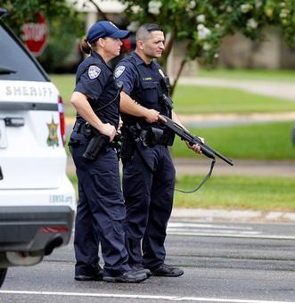 3 injured in US school shooting, suspect in custody: police