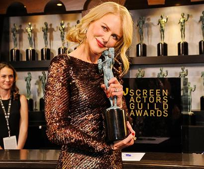 SAG Awards: Nicole Kidman, Gary Oldman, Frances McDormand win