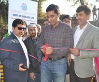 DDC inaugurates bridge commissioned under Rahat project