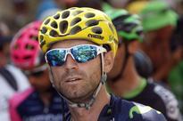 Valverde wins Giro's 16th stage, Kruijswijk hangs on to lead