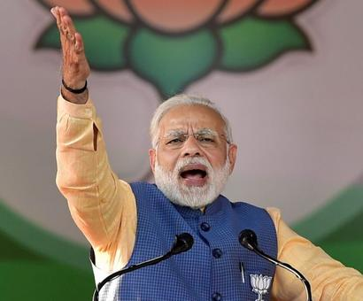 Tomato, Onion, Potato: PM sounds poll bugle with 'TOP' priority in K'taka