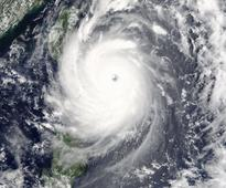 PHOTOS: The rise and fall of the storm that grew into the deadly Super Typhoon Nepartak
