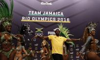 Watch: Usain Bolt warms up for Rio Olympic 2016 dancing with samba troupe