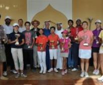 2015  2016 EGF Order of Merit Season Results;  UAE Amateur Golfers Prep for the EGF OOM Championship