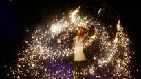 In Pictures | Kiev Fire Festival: Meet the real-life Firebenders