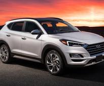 New Hyundai Tucson unveils at the New York Motor Show