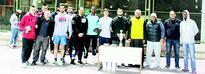 KU students organize football championship