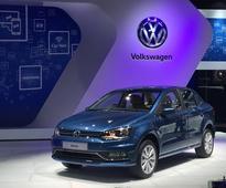 Volkswagen Ameo compact sedan unveiled: Delhi Auto Expo 2016