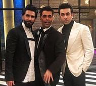 Ranveer Singh and Ranbir Kapoor turn on their Befikre and Besharam sides on Koffee With Karan 5
