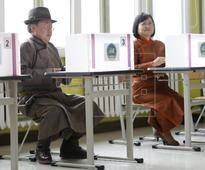 Polls suggest Socialists won Mongolian elections