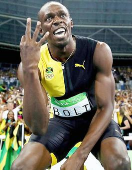 There you go...Bolt is the GREATEST!