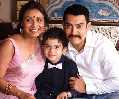 Aamir, SRK, Salman: Superstars who played daddy on screen