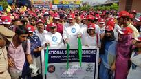 Mass mobilization programmes for sanitation awareness taken up across the country
