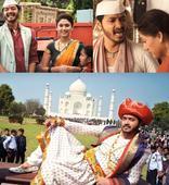 Wah Taj trailer: Shreyas Talpade and Manjari Phadnis take on Taj Mahal in this quirky comedy