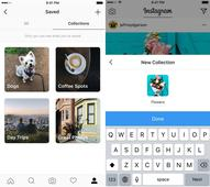 Instagram rolls out Collections to organize your bookmarks