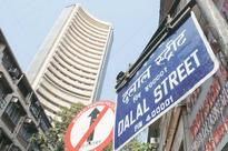 Brexit jitters remain; Sensex gives up some losses to close 604 points down, Nifty settles below 8,100; Metal, realty drag