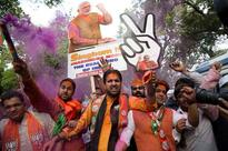 BJP to rule UP after 14-year hiatus; Cong ahead in Punjab