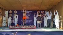 Pune: Sanjay Dutt in tears after meeting yoga guru Ramdev in Yerawada jail