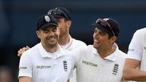 Cook, Anderson among England players released for county duty