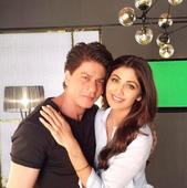 It's a Baazigar reunion for Shah Rukh Khan and Shilpa Shetty Kundra!