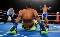 Golovkin stops Wade in 2nd round for 22nd straight KO win