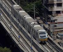 Mumbai: Drunk man jumps 30 feet from Ghatkopar metro station to escape fine, fractures knee